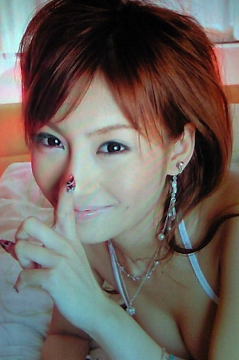 明日花キララのデビュー写真