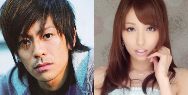 森田剛と美雪ありすの写真