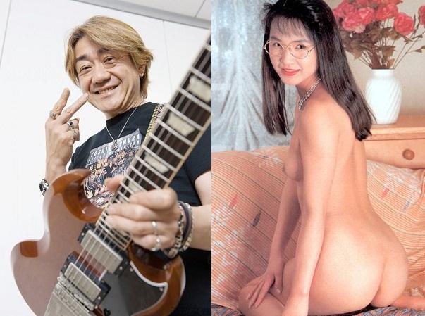 野村義男と野坂なつみの画像