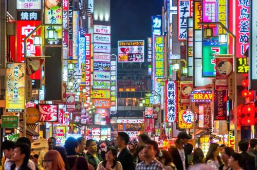 歌舞伎町の客引き