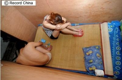 中国の売春宿