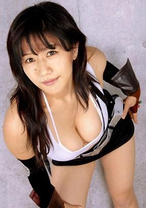 井上喜久子 エロ画像3