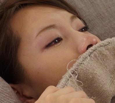 葉山瞳の泣き顔1