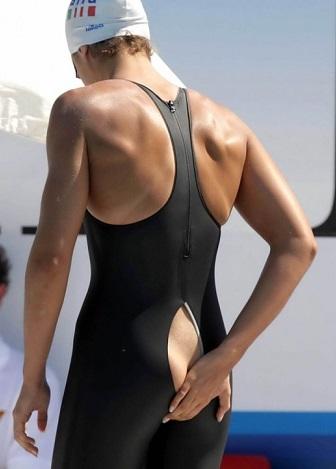 水泳選手 エロ画像1