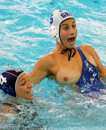 水球選手 エロ画像4