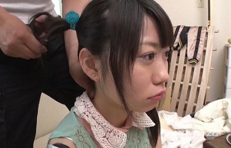 髪コキ エロ画像2