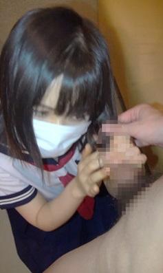 髪コキ エロ画像4