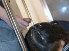 髪射エロ画像