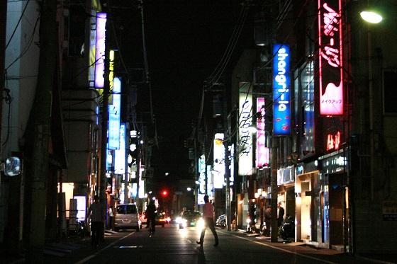 吉原【ソープで有名な風俗街】
