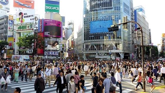 渋谷【ギャル系風俗が盛んな風俗街】